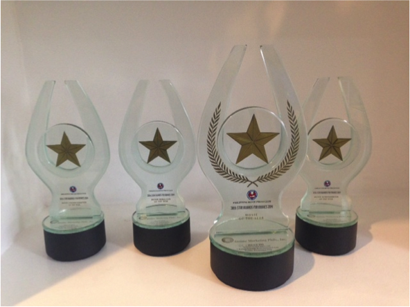 7 awards for On The Job